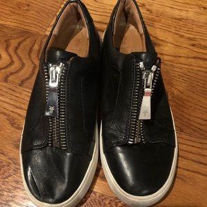 Frye Shoes - Frye women's black sneakers 6.5 medium